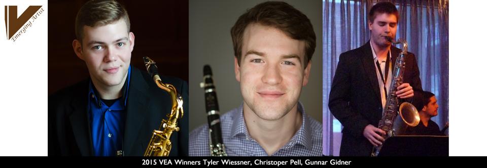 2015 VEA Prize Winners!
