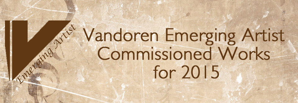 Vandoren Emerging Artist Commissioned Works for 2015