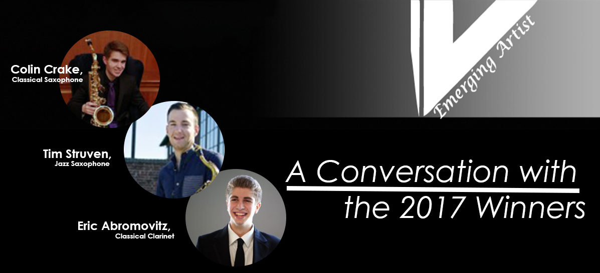 Interview with the 2017 VEA Winners!